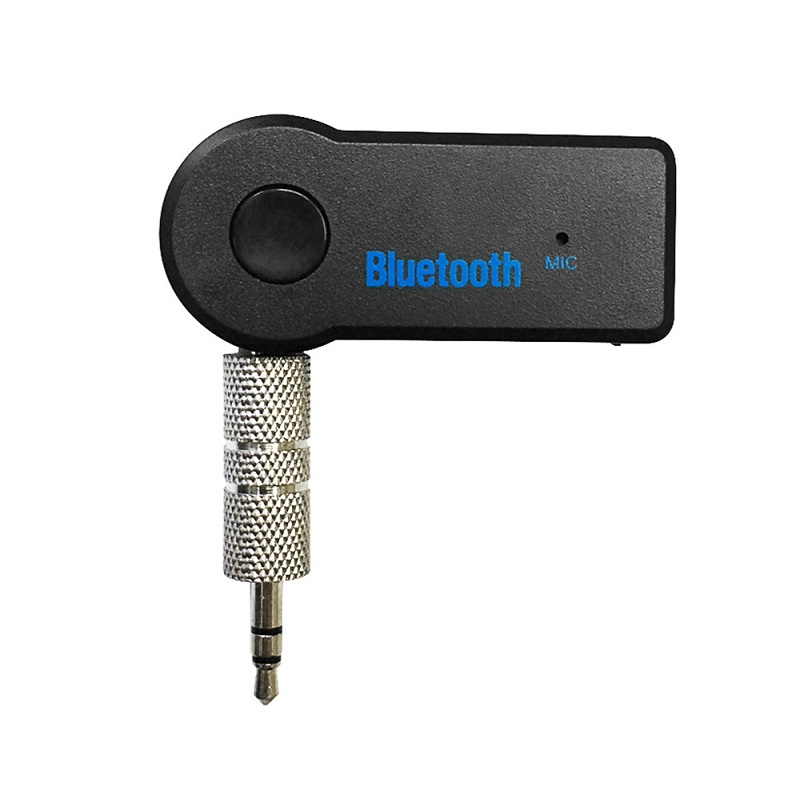 Car Bluetooth Aux Music Receiver Universal 3.5 mm Streaming Wireless