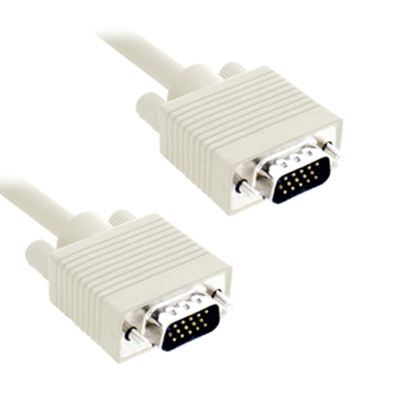 Vga Cable Male To Male OD 8MM 3m