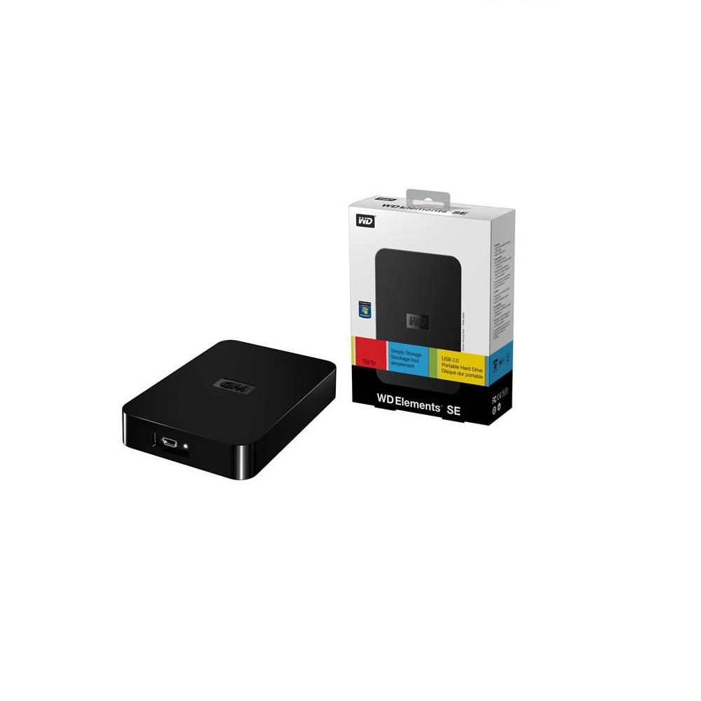 WD 2.5'' CASE ELEMENT USB 2.0