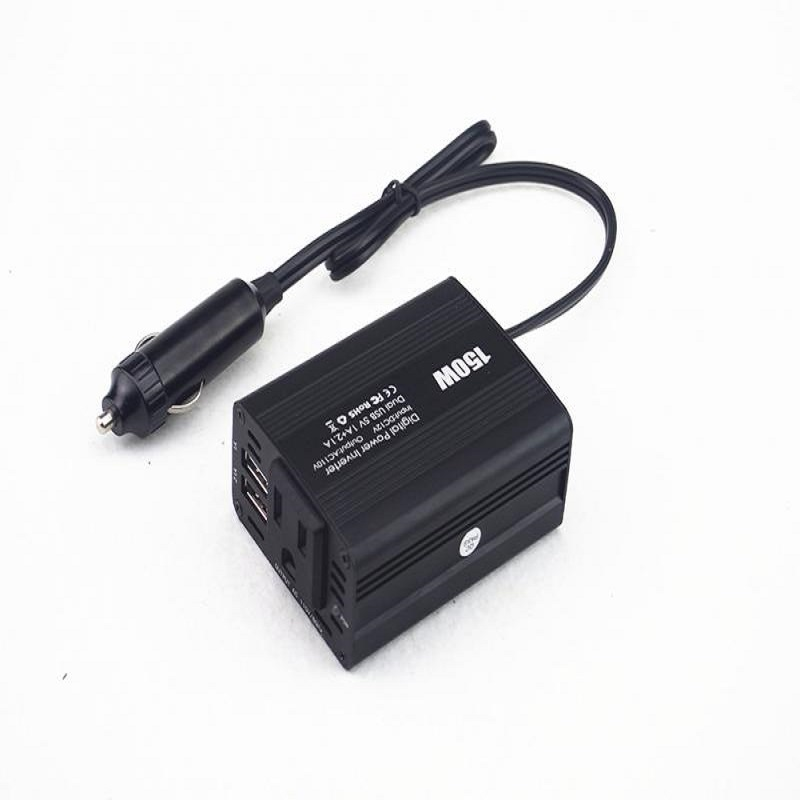 Car Inverter 12V to 220V Car power supply 150 W Voltage Converter