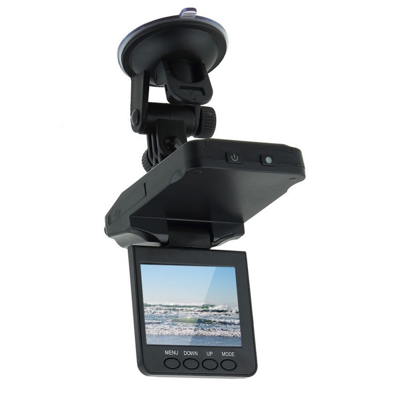 Car DVR 6 LEDS Night vision Car Camera video Recorder