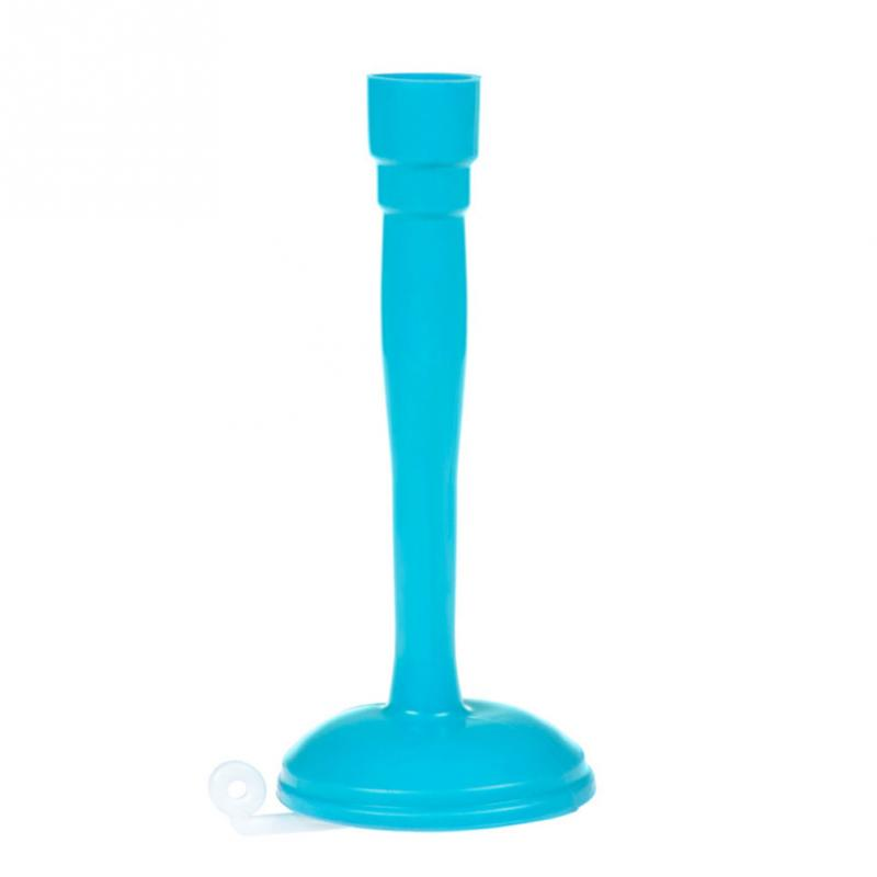 Pack of 2 Multi-Function Adjustable Plastic Tap Water Shower