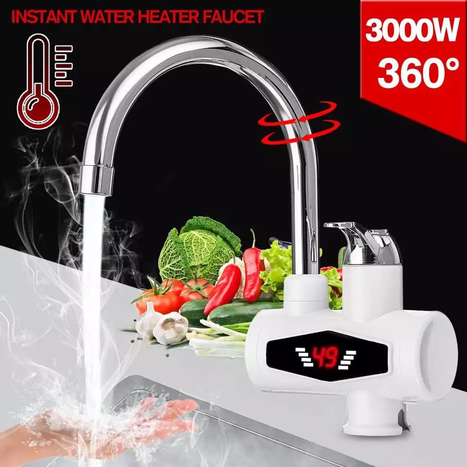 Water Heater Bathroom / Kitchen instant electric water heater