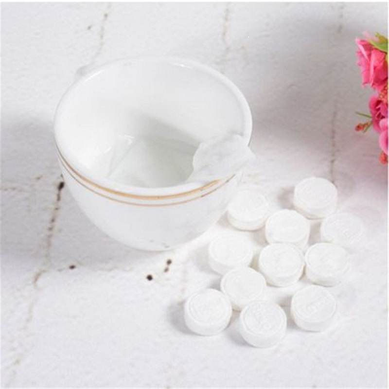 50 pcs Portable Travel Cotton Compressed Towel Mini Face Care Magic Towel