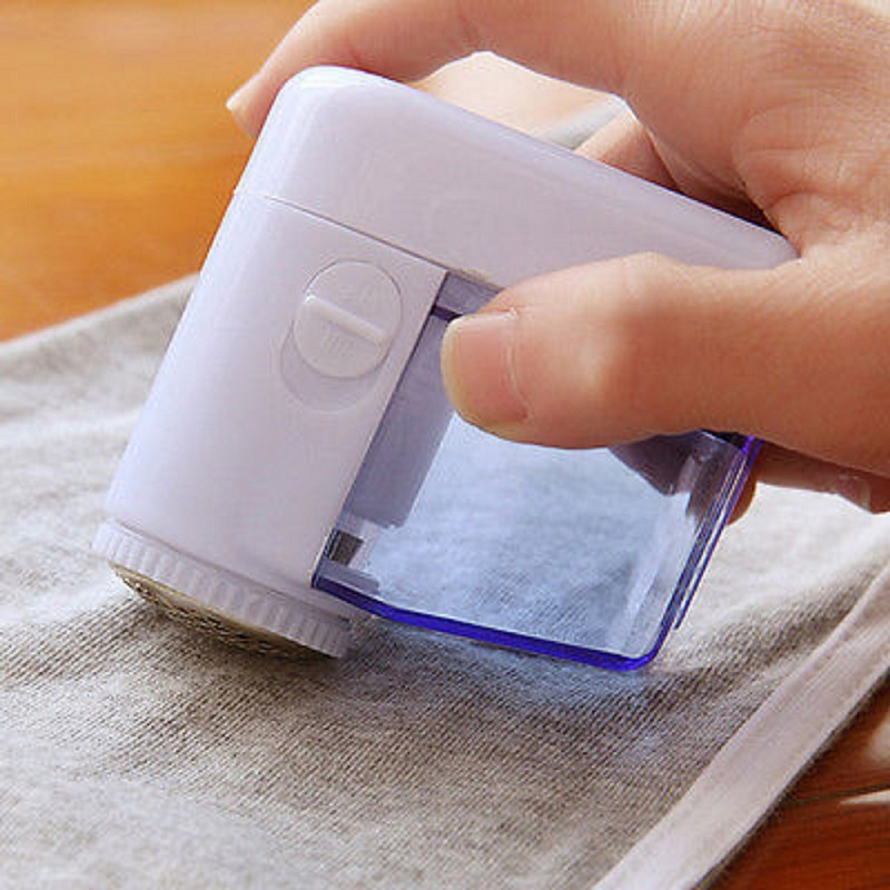 Clothes Lint Fuzz Shaver Pill Fluff Remover Fabrics Sweaters