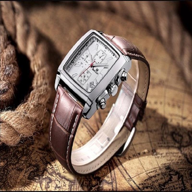 MEGIR Original Quartz Watch Men