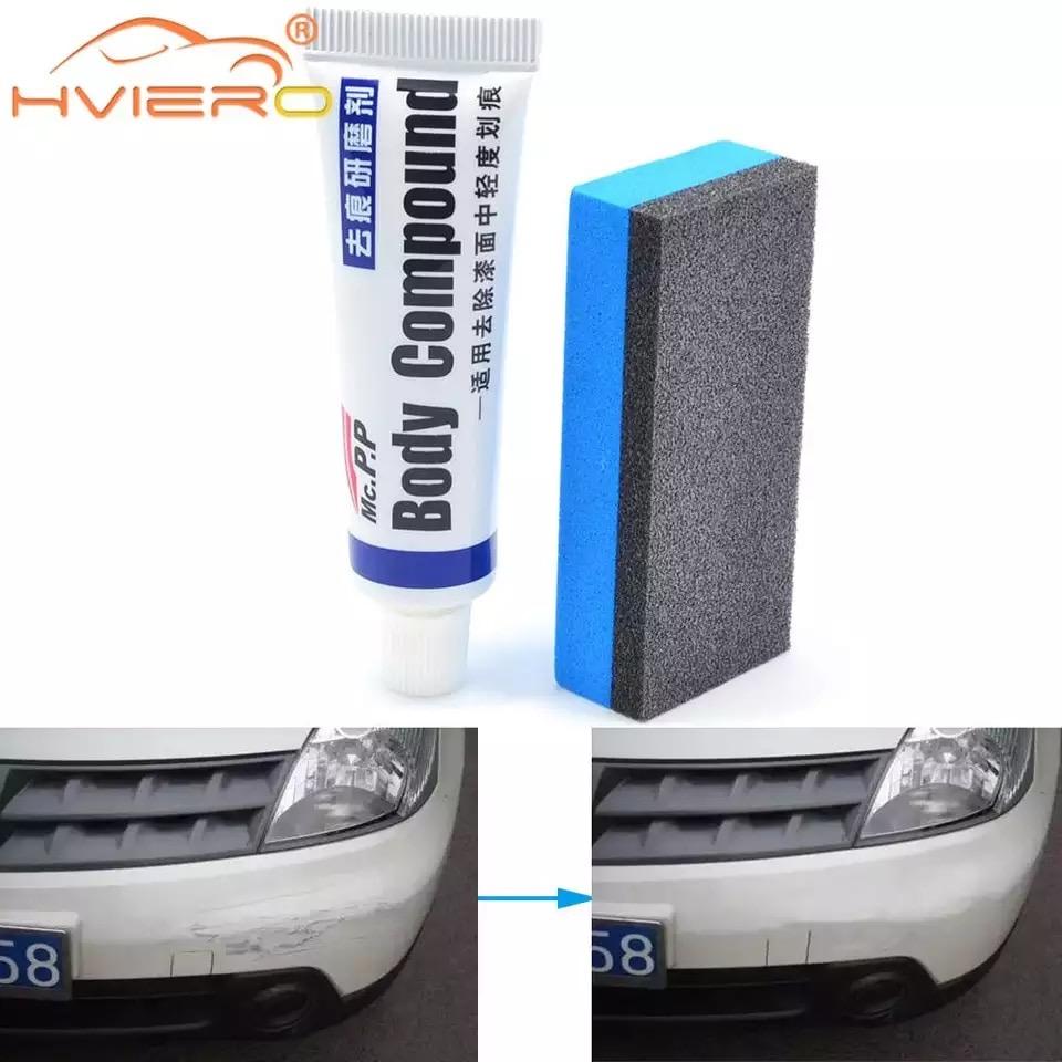 Cars compound Paint Scratch Repair Polishing WAX Net weight 15 Gram