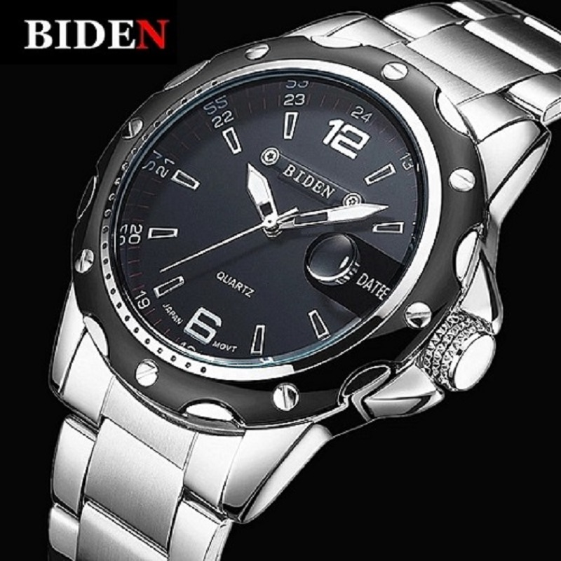 Fashion Casual Quartz Watch Men