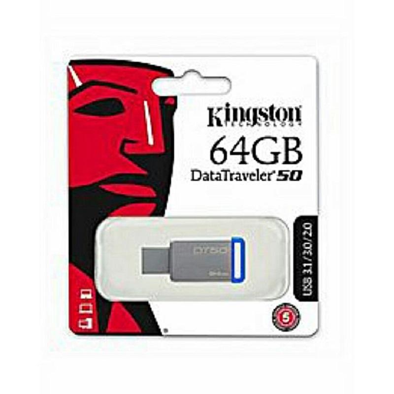 Kingston 64GB DataTraveler SWIVL USB 3.0 Flash Memory Stick Drive DTSWIVL64GB