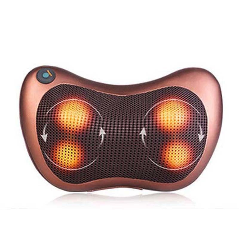 Electric Infrared Neck Massager Pillow