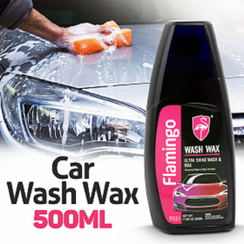 Flamingo Car Wash Wax