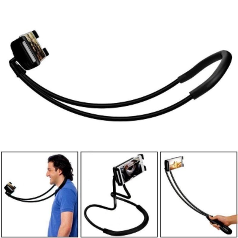 Lazy Bracket Mobile Phone Neck Hanging Stand Holder