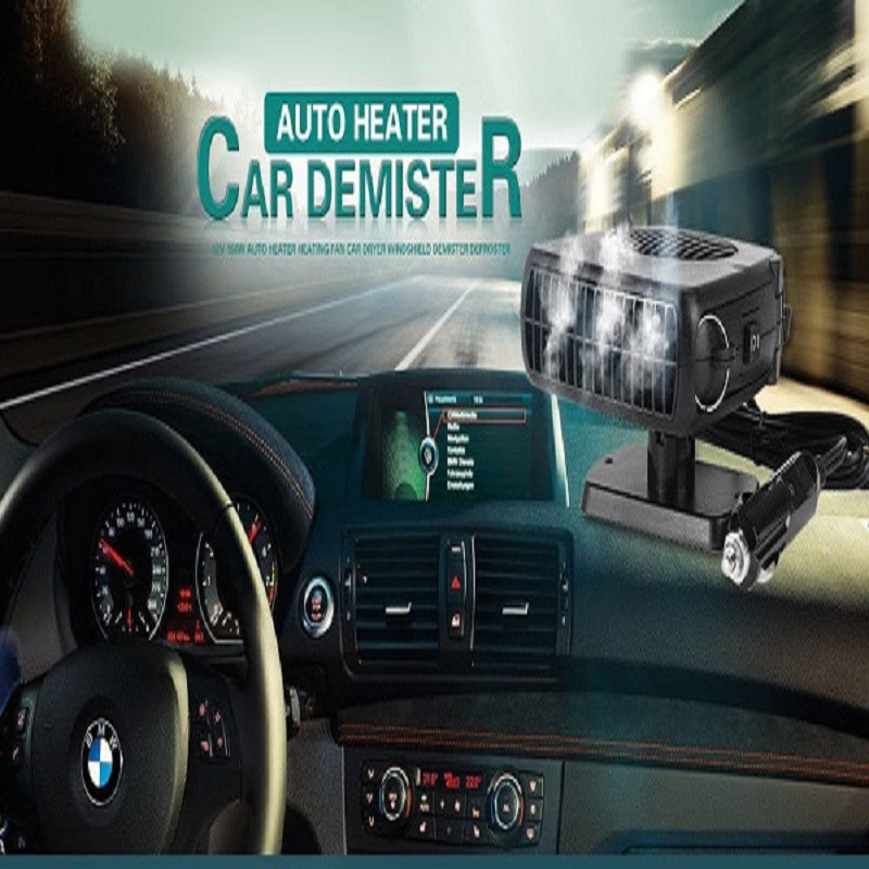 Portable Car Heating Defroster Fan