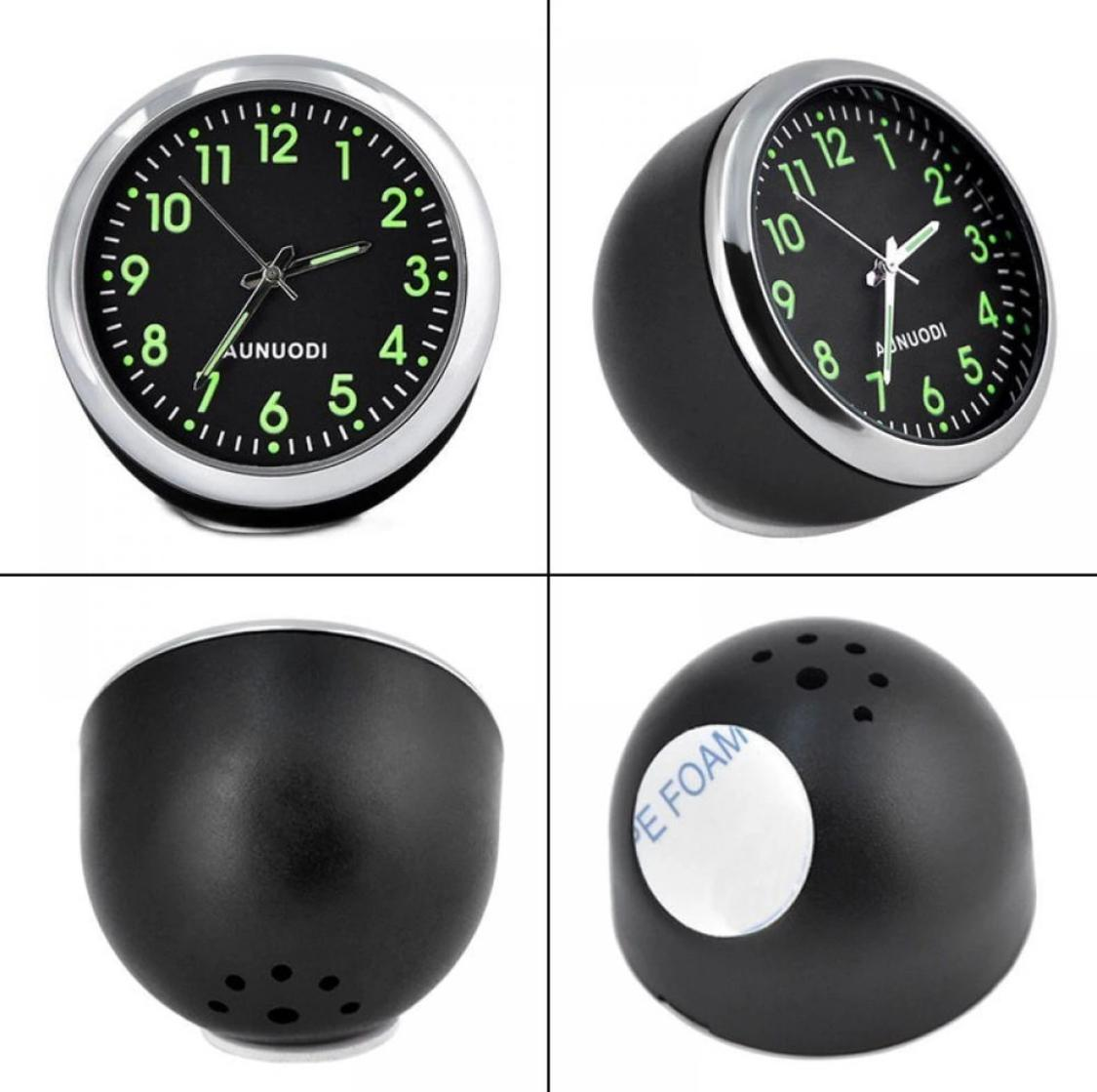 Car Mini Clock Quartz Clock Styling Watch Clock