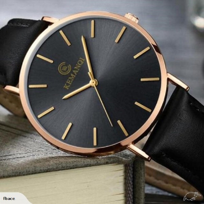 Relogio Masculino Mens Watche Luxury Ultra-thin Wrist Watch