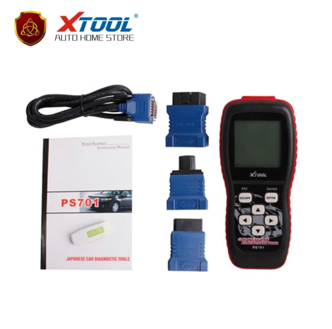 XTool PS701 Japnese Car Diagnosis Scanner