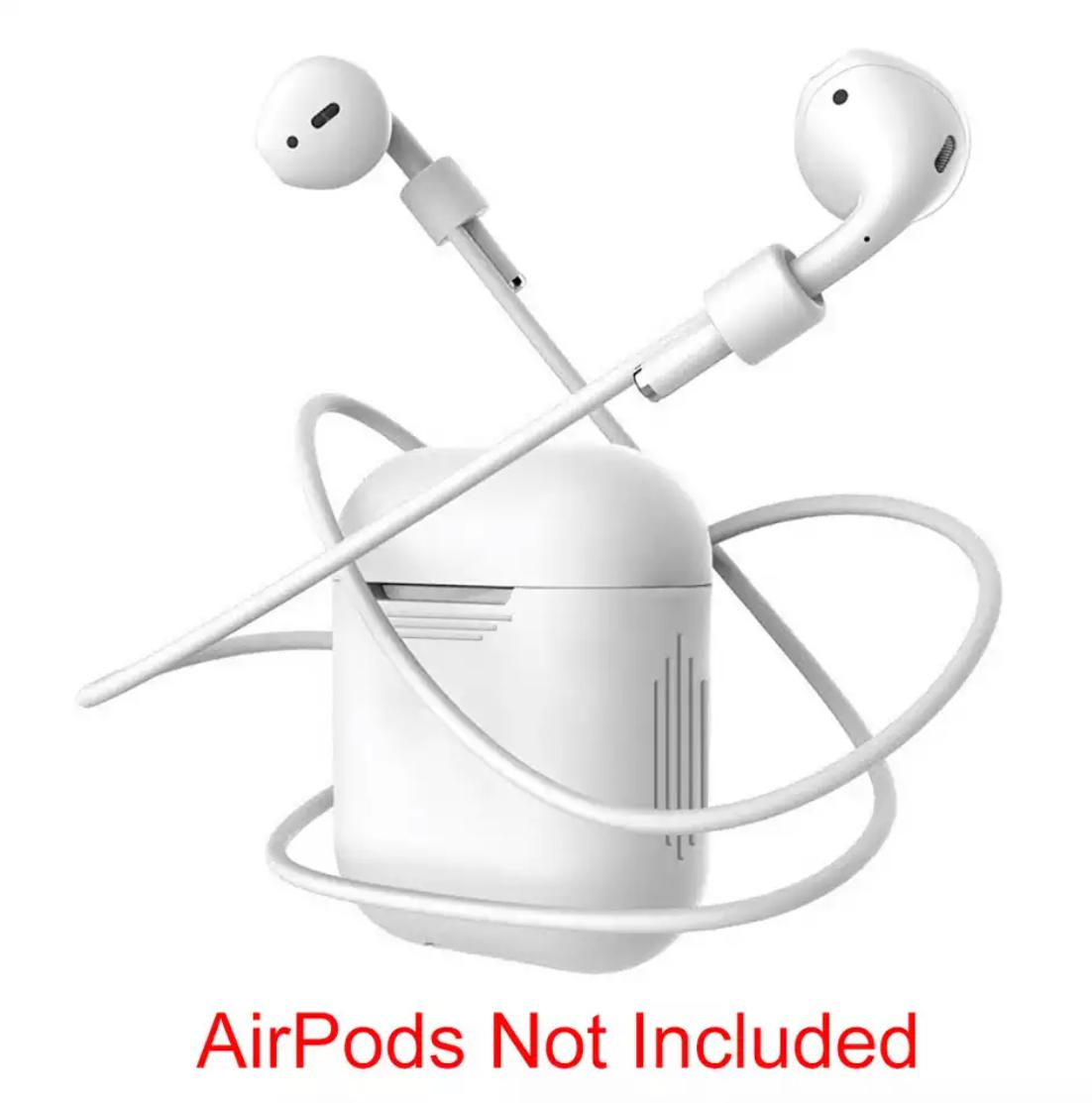 Anti-lost Bluetooth headphone Case Airpods Soft Silicone