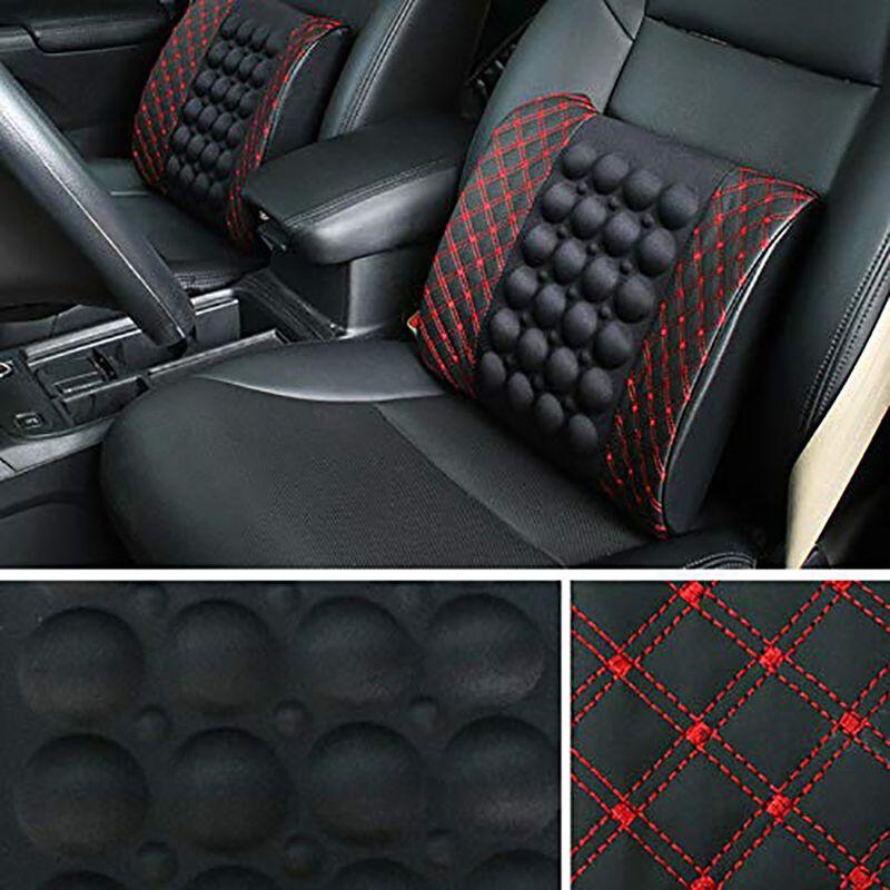 Car Seat Back  Electric Massage Cushion