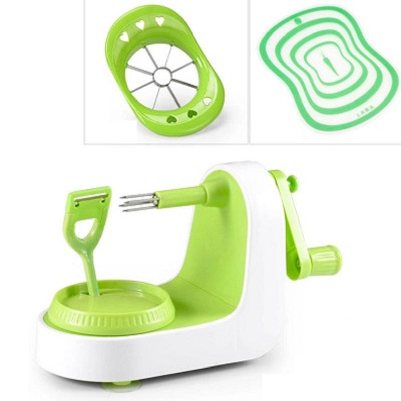 Creative Fruit Vegetable Tool Multifunction Manual Peeler Machine