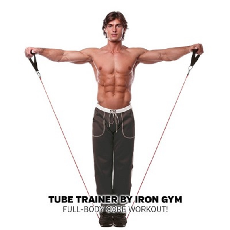 Exercise Resistance Stretch Tube Bands
