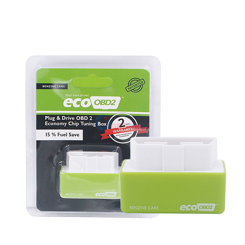 Super ECO Nitro OBD2 Gasoline Benzine Cars Original Chip Tuning Box