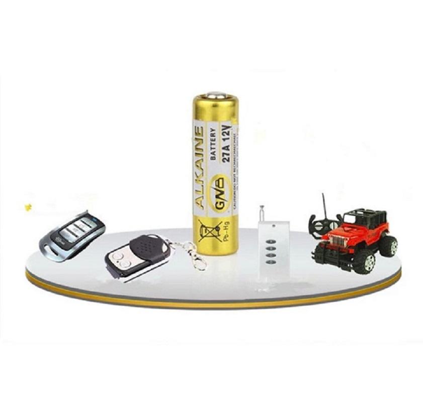 5pcs 27A 12V Dry Alkaline Battery