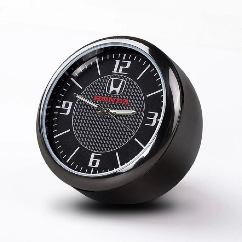 Automobile Styling Ornament Clock For H.o.n.d.a