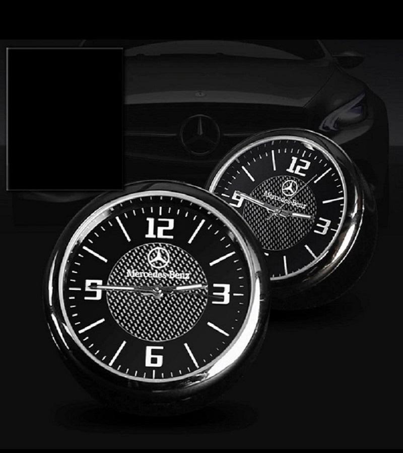 Automobile Styling Luminous Clock For M.e.r.c.e.d.e.s B.e.n.z