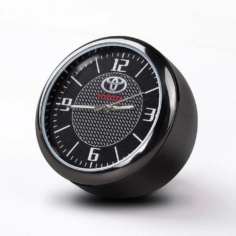 Car interior Decoration Clock Watch For T.o.y.o.t.a