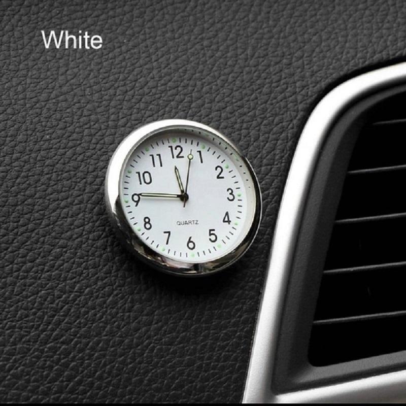 Ornament Automobiles Decoration Quartz Clock
