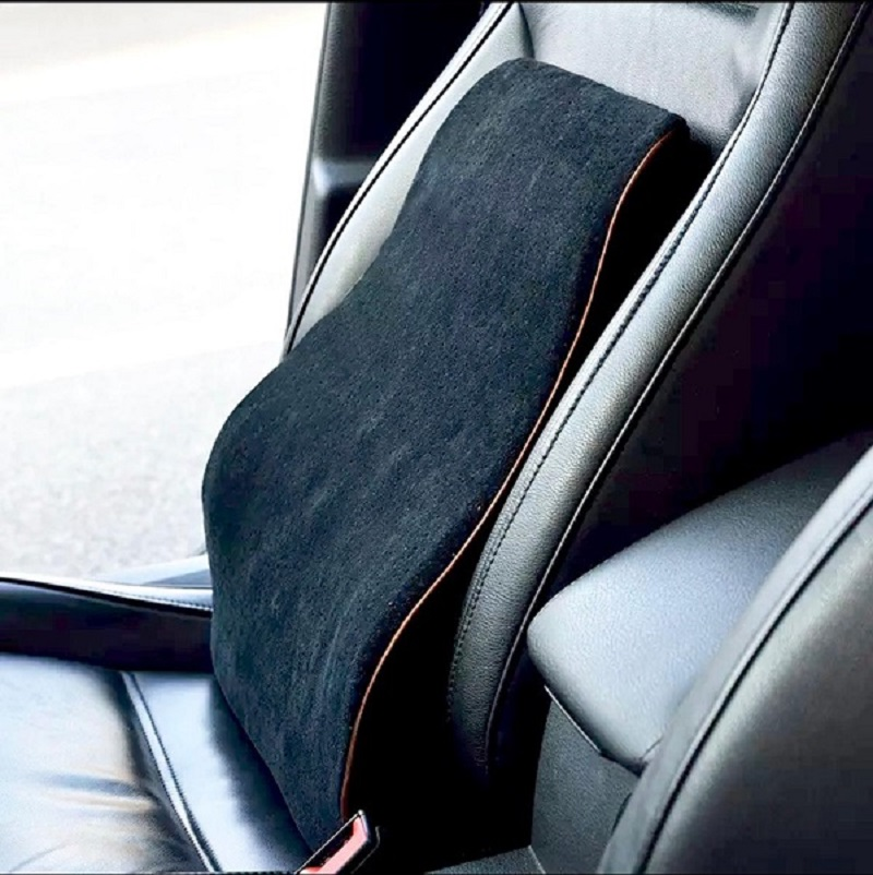 Universal Seat Support and Headrest Pillow for Office Home Vehicle