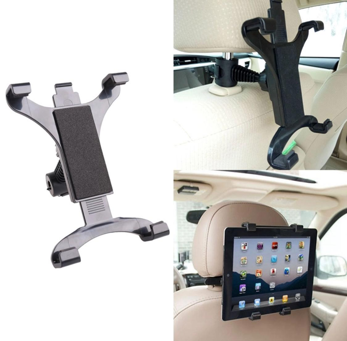 Car Back Seat Headrest Mount Holder Stand For 7-10 Inch Tablet/GPS For IPAD