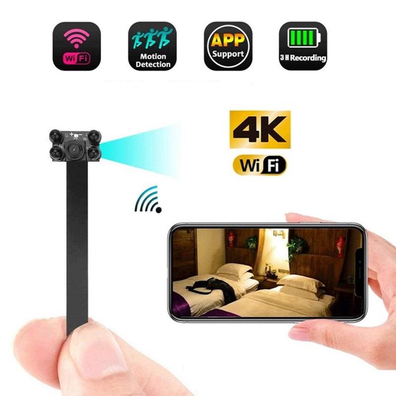 HD WiFi Mini S06 Camera 1080p NIGHT VISION