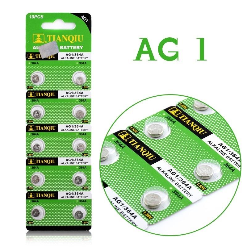 AG1 364A LR621Button Battery