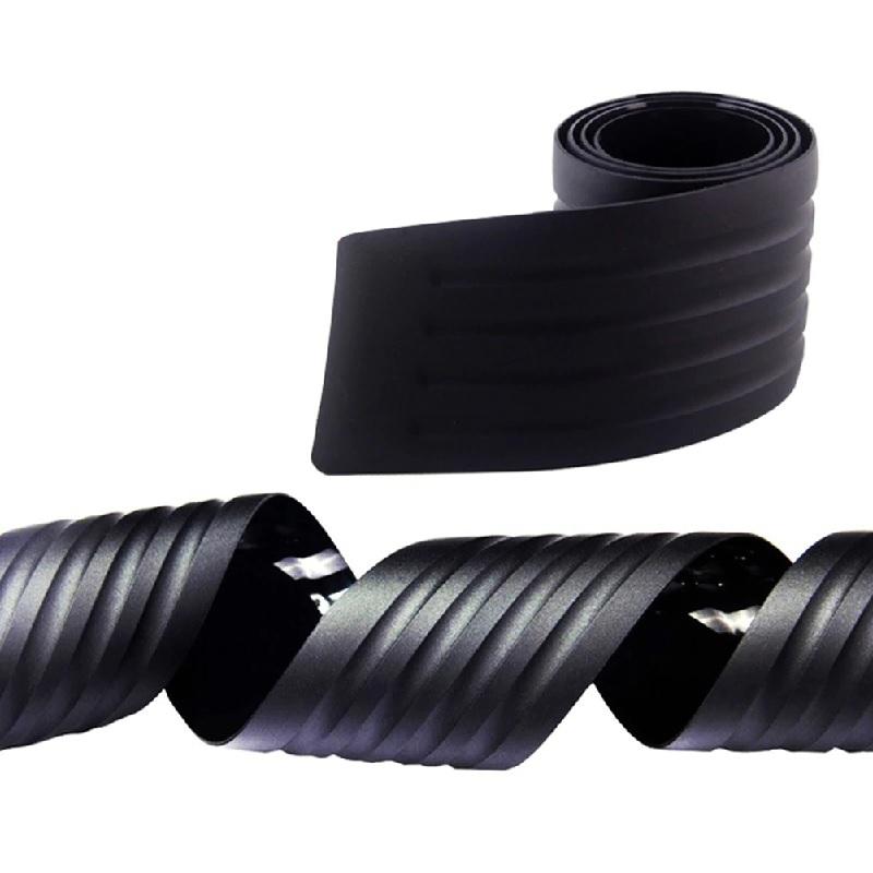 Car Rear Bumper Guard Protection Rubber Cover Strip