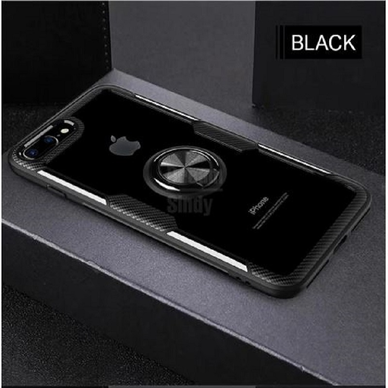 Luxury Soft Ring Case For iphone 7