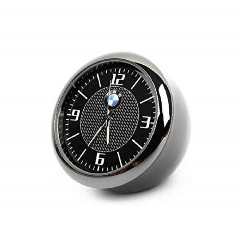 Car Ornament Analog BMW Clock