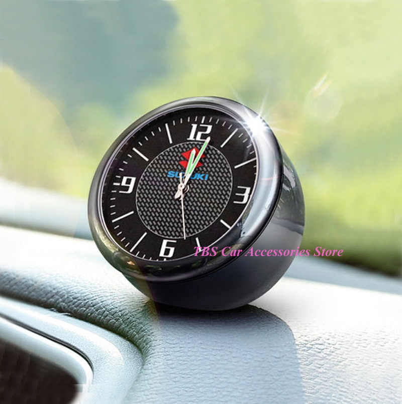 Analog Car Quartz Clock for S.u.z.u.k.i