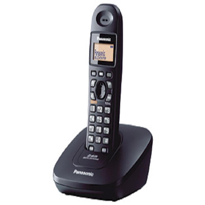 PANASONIC KX-TG3611BX CALLER ID CORDLESS PHONE