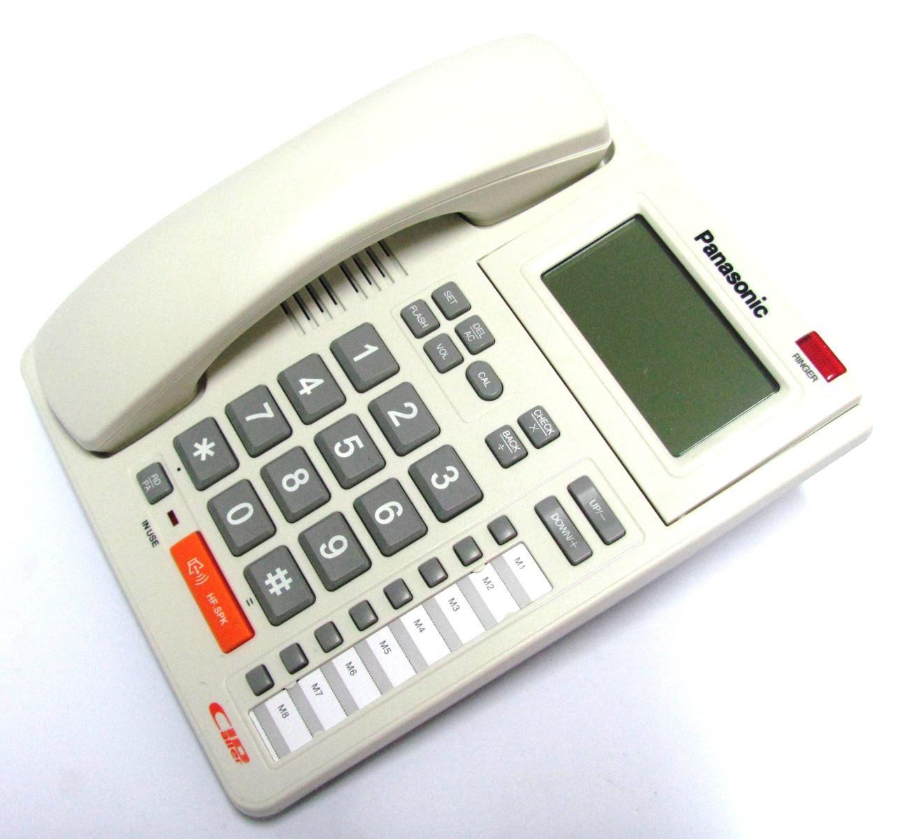 DESKTOP PHONE PANASONIC KX-TSC 934 CID