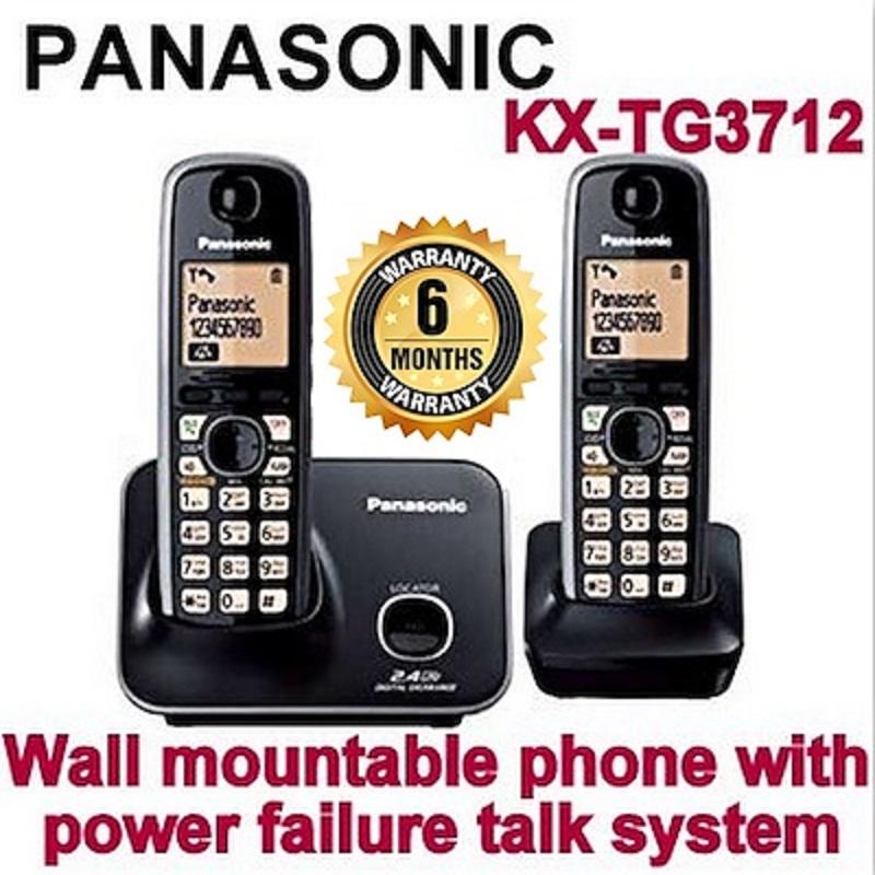 PANASONIC KX-TG3712SX