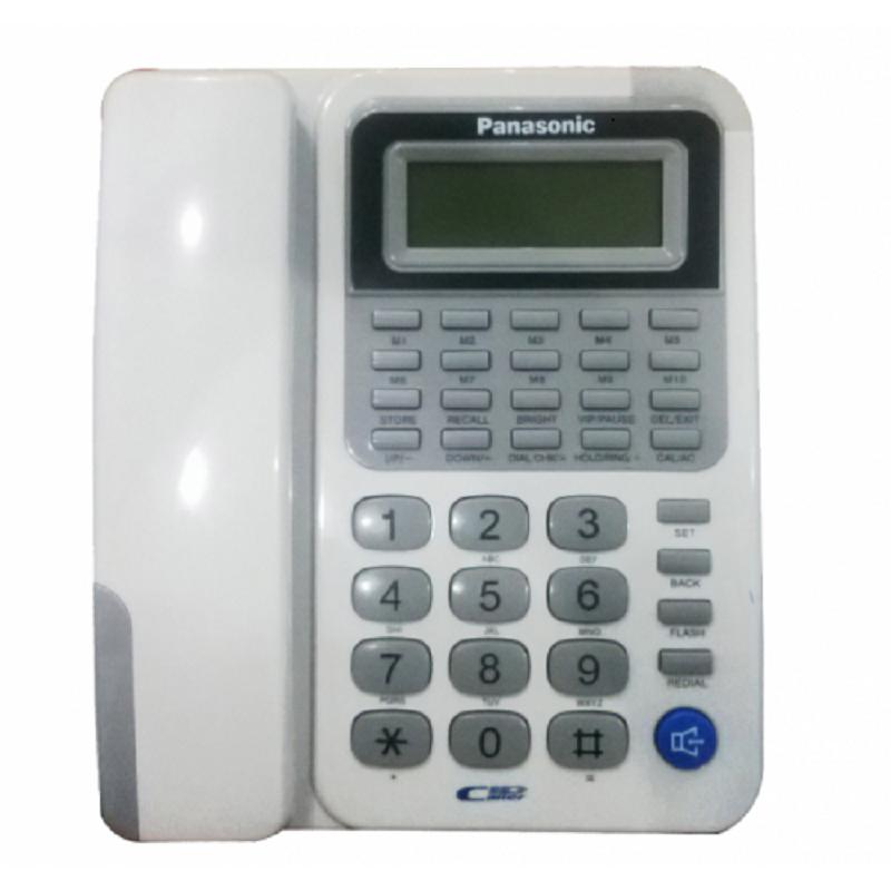 PANASONIC KX-TSC906CID CALLER ID CORDED PHONE Desktop Phone Landline Phone Telephone Set