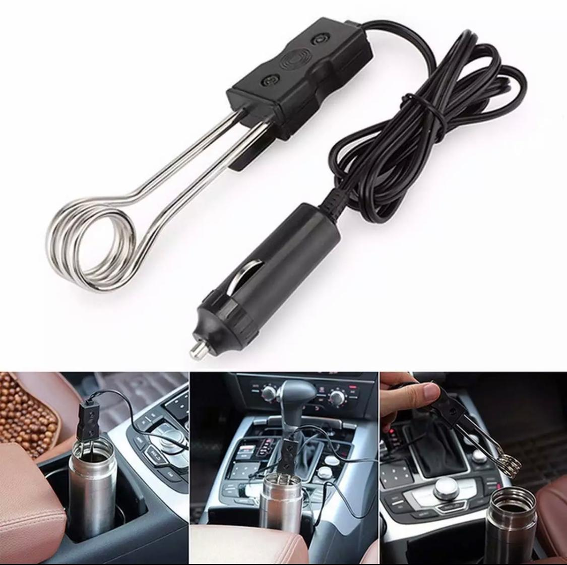 Car Heater 12V Auto Electric Tea Coffee Water Heater
