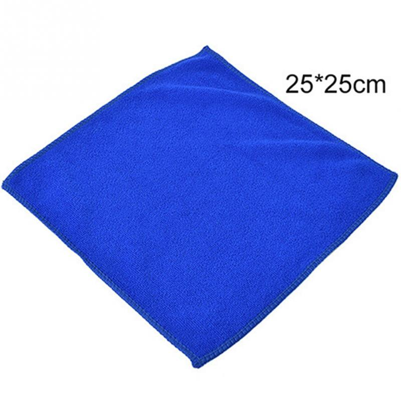 Pack of 3 Soft Microfiber Cleaning Towel Polish Cloth