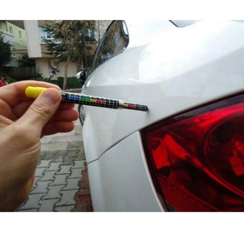 UTOOL Paint Thickness Meter Gauge BIT 3003 CRASH-TEST CHECK
