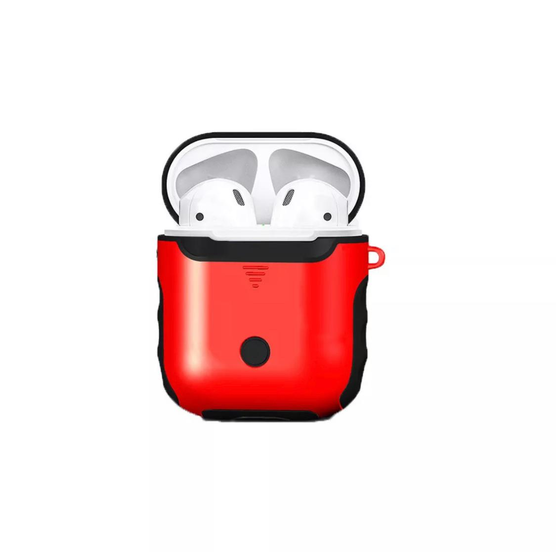 Sleeve Wrap Protective Skin Case Cover TPU PC Earphones Pouch For Apple AirPods