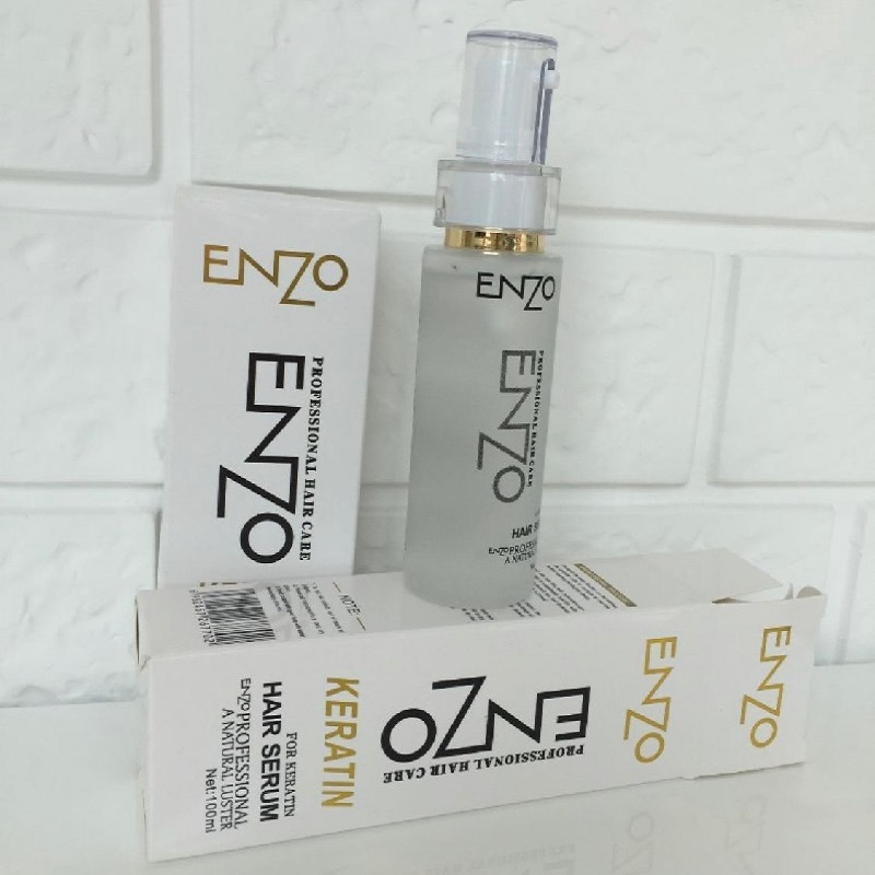 ENZO Keratin Hair Treatment Oil
