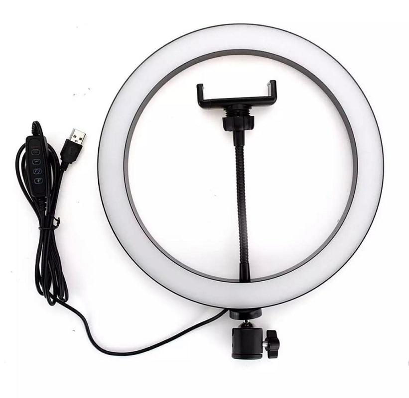 26cm LED STUDIO CAMERA RING LIGHT PHOTOGRAPHY