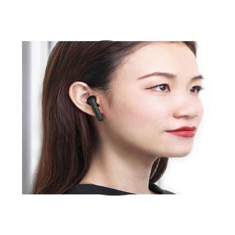 Baseus Encok W09 TWS True Wireless Earbuds With Charging Box - Black