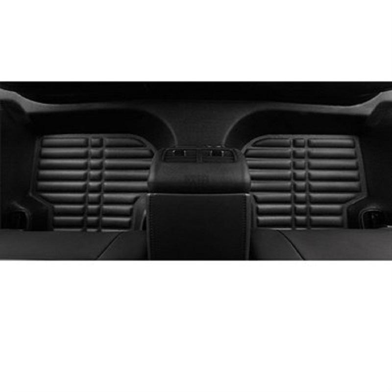 T.o.y.o.t.a C.o.r.o.l.l.a 2009-2013 5D Custom Floor Mats - Black